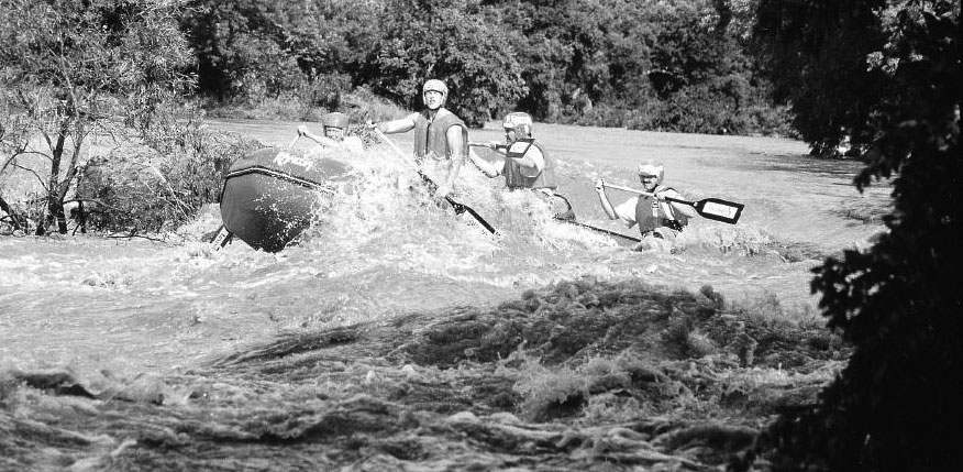 TALLY-HO: White-water rafting is fun, but does it produce measurable bottom-line results?